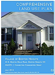 VBH Comprehensive Plan 7/2014